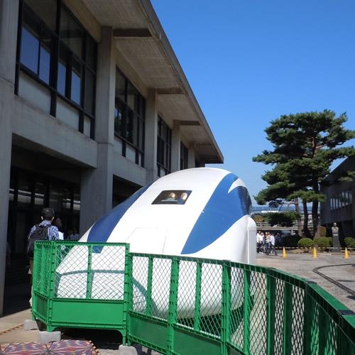 鉄道総合技術研究所 一般公開