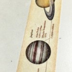 太陽系のマスキングテープ