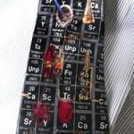 元素周期表のネクタイ