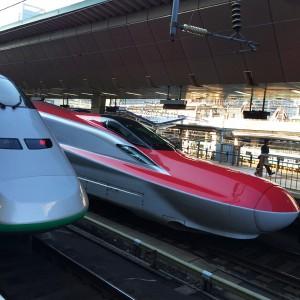 11月22日 朝の東京駅